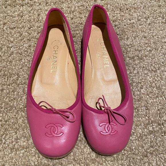 Chanel Ballet Flats